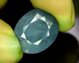 13.15 ~ Carats Deep ColorNatural Rare grandidierite Gemstone