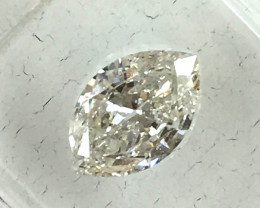 GIA Certified Brilliant Marquise Cut 1.04 ct Diamond       JC