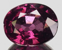 2.40 Cts Natural Grape- Purple Garnet Excellent Color ~ GP17