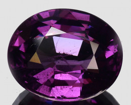 2.50 Cts Natural Grape- Purple Garnet Excellent Color ~ GP18