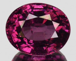 2.70 Cts Natural Grape- Purple Garnet Excellent Color ~ GP21