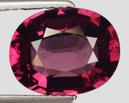 3.80 Cts Natural Grape- Purple Garnet Excellent Color ~ GP28