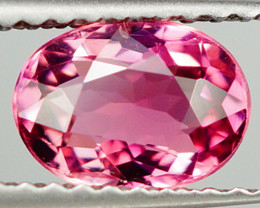 0.89 CT Copper Bearing Blossom PINK Amazing Tourmaline Mozambique- TU458