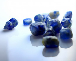 15.20 CT Natural - Unheated  Blue Sapphire Rough