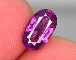 Rare 1.30 Ct Amazing Color Natural Corundum Sapphire