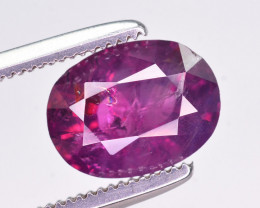 Rare 2 Ct Gorgeous Color Natural Corundum Sapphire