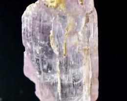 46.20 CT Natural - Unheated Purple Pink Kunzite Crystal Rough