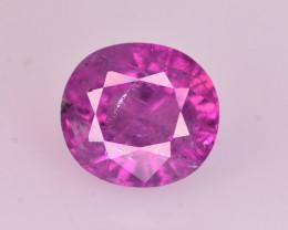 Rare 1.60 Ct Natural Corundum Sapphire From Kashmir