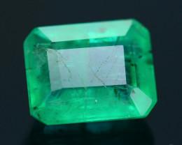 1.53 ct Zambian Emerald SKU-10