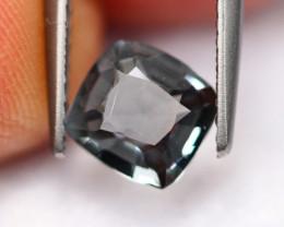 1.08Ct Natural Burmese Titanium Blue Color Spinel A0473