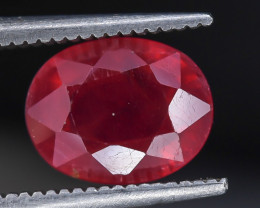 3.10 Crt Composite Ruby Faceted Gemstone (R1)