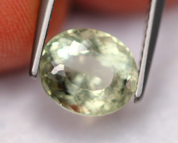 2.75Ct Natural Green Color Apatite A0481