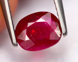 1.05Ct Natural Burmese Red Ruby Heated Only ~ Y69