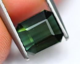 2.01Ct Natural Greenish Blue Color Tourmaline A0867