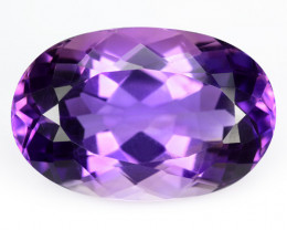29.00 Ct Natural Amethyst  With Top Class Luster AM4