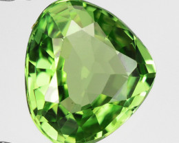 0.85 Ct Tsavorite Garnet Sparkling Luster Gemstone TS2