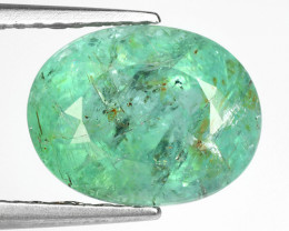 3.18 Ct Paraiba Tourmaline Top Class Luster Gemstone PB1