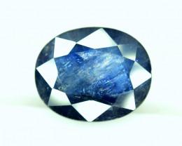 NR:- 7.05 ~ Carats Oval Cut Royal Blue Color Sapphire Gemstone