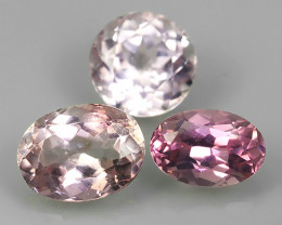 2.20 CTS AWESOME NICE NATURAL SWEET-PINK-TOURMALINE FACET GENUINE!!