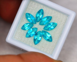 4.97Ct Paraiba Color Topaz Marquise Cut Lot B237