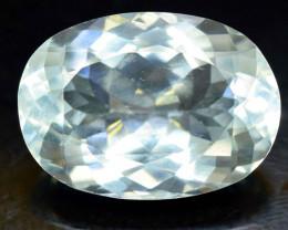 10.45 cts Oval Shape Natural Aquamarine Gemstone