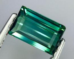 0.63 Crt Natural Tourmaline Beautiful Faceted Gemstone.( AG 89)