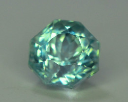 3.75 Ct Green Spodumene Gemstone From Afghanistan