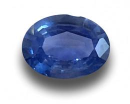 Natural Unheated Blue Sapphire|Loose Gemstone| Sri Lanka - New