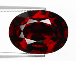 19.18 CT SPESSARTITE GARNET WITH TOP LUSTER RS10