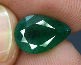 1.95 Carats Natural Zambian Emerald Gemstone