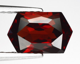 1.64 Ct Spessartite Garnet Pure Red Gem Quality Gemstone SG20