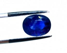 3.86 Ct Blue Sapphire Fro Sri Lanka