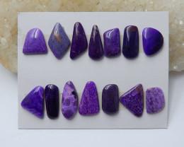Purple sugilite Gemstone Cabochon, Cabochon, Polished Gem(753)