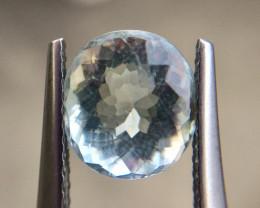 2.4cts Very beautiful Aquamarine Gemstones ad