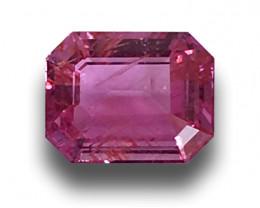 Natural Pink Sapphire Loose Gemstone  Sri Lanka - New
