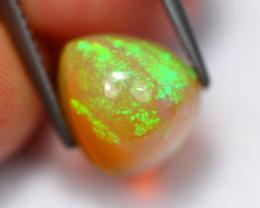 3.16Ct Starbust Flash Pattern Ethiopian Welo Opal A0881