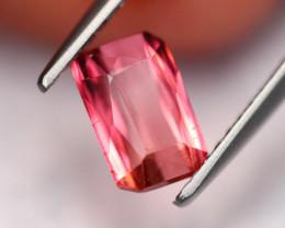 1.39Ct Natural Pink Padparadscha Color Tourmaline ~ Z03