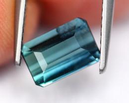 1.65Ct Natural Indicolite Blue Color Tourmaline ~ Z06