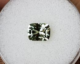 2,40ct Mint Tourmaline - Master cut & glowing!