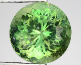 2.96 Ct Green Apatite Good Luster Gemstone AP3