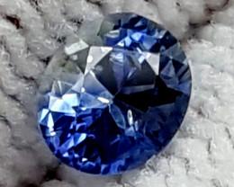 0.45CT BLUE SAPPHIRE  BEST QUALITY GEMSTONE IGC38