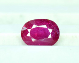 Auction 3 ~ 1.25 Carat Natural Ruby Gemstone