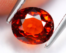 1.51Ct Natural Orangy Red Spessartite Garnet ~ FB30