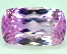 NR Auction - 11.15 cts Natural Pink Color Kunzite Gemstone