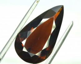 5.10 ^ Carats Pear Cut  African Tourmaline Gemstone