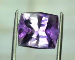 6.80 ^ Carats Fancy Cut Natural Amehthyst Gemstone