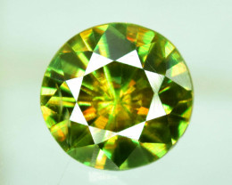 AAA Grade Color Natural Full Fire Sphene Titanite Gemstone