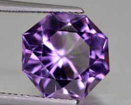 No Reserve 5.65  Cts Amethyst Gemstone~Brazil