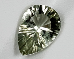 4.70Crt Prasolite  Best Grade Gemstones JI135
