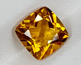 1.60Crt Madeira Citrine  Best Grade Gemstones JI135